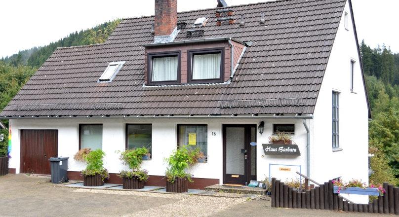 Gruppen-Ferienhaus Barbara