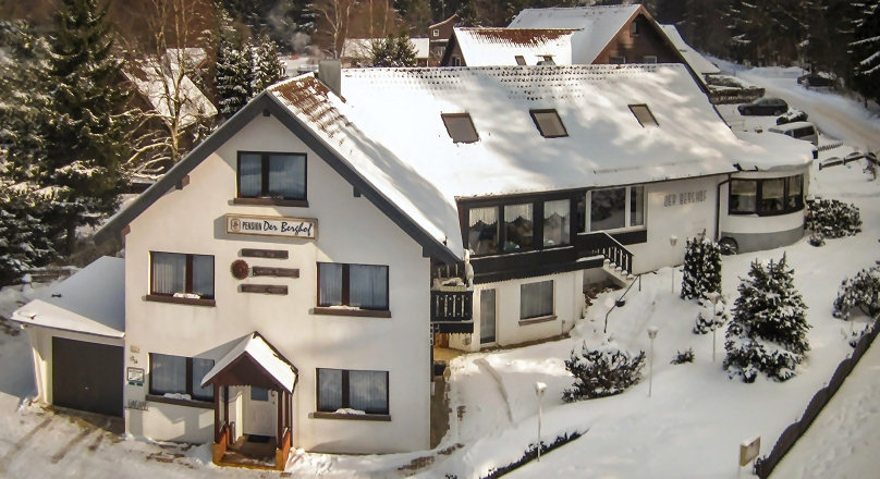 Pension Der Berghof