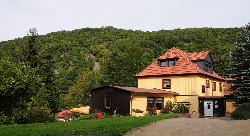 Pension Bergcafe Mendorf