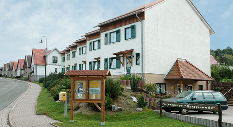 Hotels Pensionen Ostharz