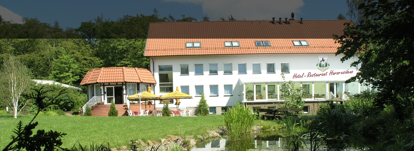 Hotel Harzresidenz Thale